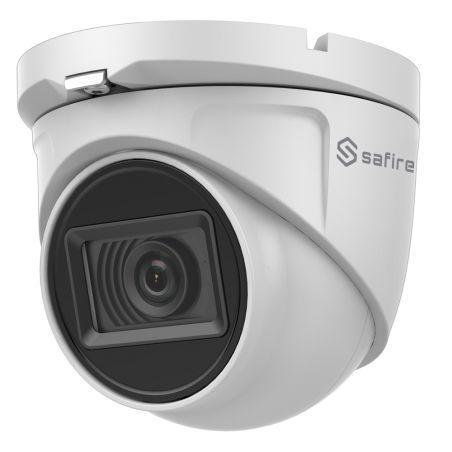 Safire SF-T940-WIDE-5P4N1 - Cámara Turret Safire Gama PRO 4n1, 5 Mpx high…