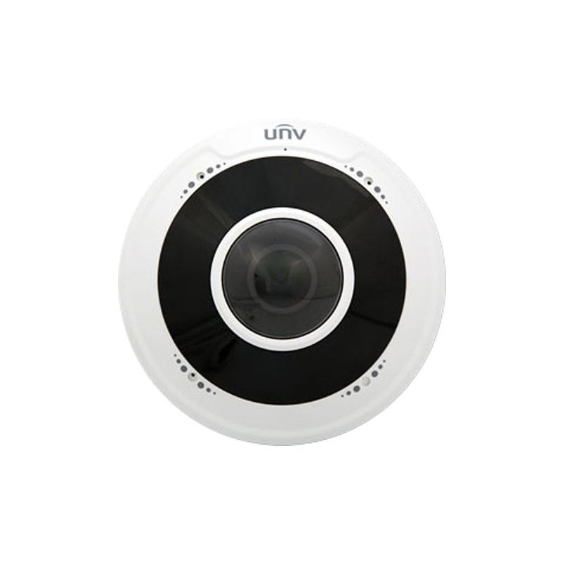 "Uniview UV-IPC814SR-DVPF16 - Câmara IP fisheye 4 Megapixel, 1/3"" Progressive Scan…"