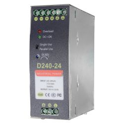 DC24V10A-DIN - Switching Power Supply, DC Output 24V 10A / 240W, 2…