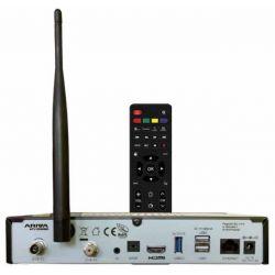Ferguson Ariva ATV Combo Receptor de satélite en alta definición UHD/4K HDR