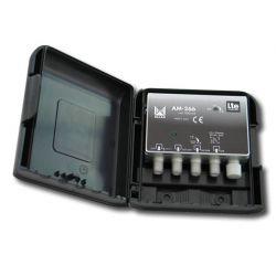 Alcad AM-266 Ampli uhf-dab/fm 32 db lte mat