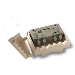 Alcad AM-309 Ampli grupos uhf-uhf-vhf/fm mast