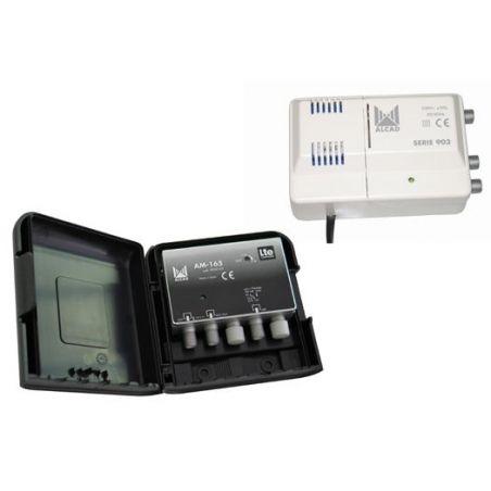 Alcad BO-165 Kit amp am-165 & power supply