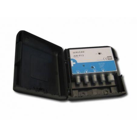 Alcad BO-913 Kit ampli am-913 y alimentador