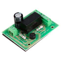 PCB-503 - Módulo de relé, Establece un retraso en la apertura,…