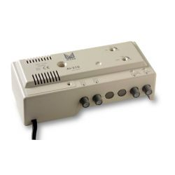 Alcad AI-210 Amplificador interior tv+fi 2 salidas