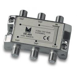 Alcad DE-405 Tap-off if 4 out 24 db flat