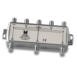 Alcad DE-603 Derivador fi 6 sal 20 db plano
