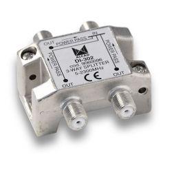 Alcad DI-302 Distribuidor fi 3 sal con pc