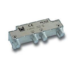 Alcad FD-210 Derivateur bis 2 sor 10db pente