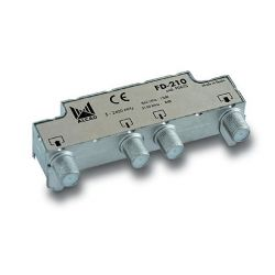 Alcad FD-210 Tap-off if 2 out 10db equalized