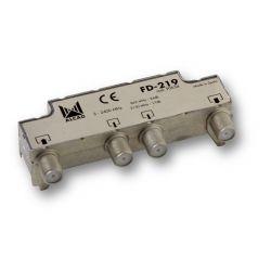 Alcad FD-219 Derivateur bis 2 sor 18 db pente