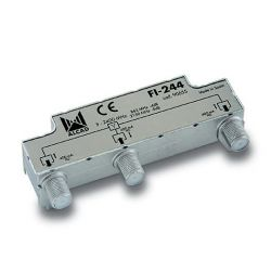 Alcad FI-244 If splitter 2 out with dc path