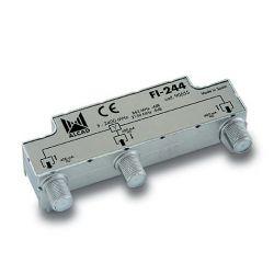 Alcad FI-244 Repartiteur bis 2 sor avec pc