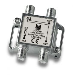 Alcad PT-210 If user acces point, if splitter 2 out