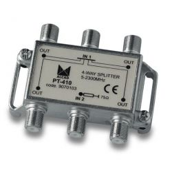 Alcad PT-410 If user acces point, if splitter 4 out