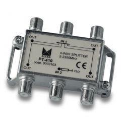 Alcad PT-410 Pau con distribuidor fi 4 sal