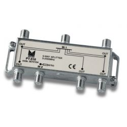 Alcad PT-510 If user acces point, if splitter 5 out