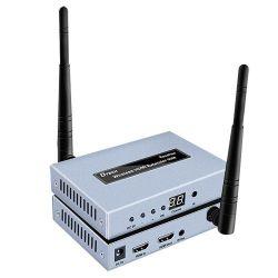 HDMI-EXT50-WIFI - Extensor sem fios HDMI, Emissor e receptor, Alcance 50…