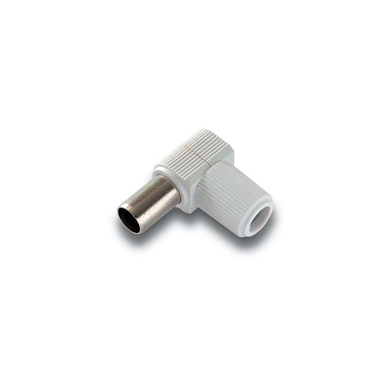 Alcad MC-095 Conec.macho 9,5 mm blin