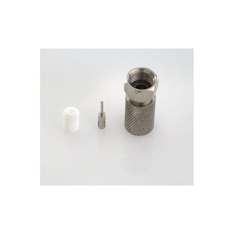 Alcad MC-202 Conector f macho coax rg11