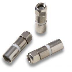 Alcad MC-204 Male compression f connector for rg-11
