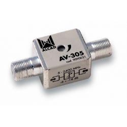 Alcad AV-305 Atenuador variable 18 db (5-2400 mhz)
