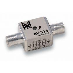 Alcad AV-315 Variable attenuator 18 db (5-2400mhz)