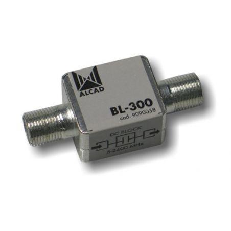 Alcad BL-300 Bloqueador de corriente (5-2400 mhz)