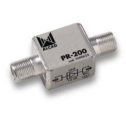 Alcad PR-200 Preamplificador uhf 14db telealimentado