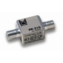 Alcad PR-310 Preamplificador 5-2400 mhz 10 db