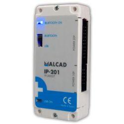 Alcad IP-201 Interface de programacion USB y BT