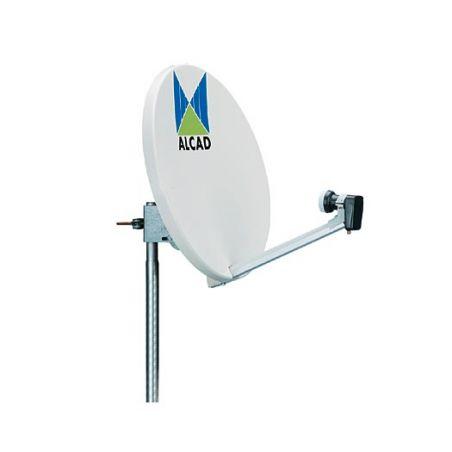 Alcad PF-230 Offset dish 60 cm, lnb universal