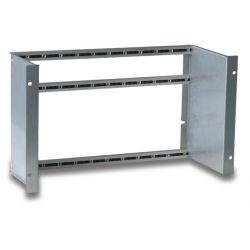 Alcad SP-725 Cadre d38 rack 19\'\' alim et 9 modules