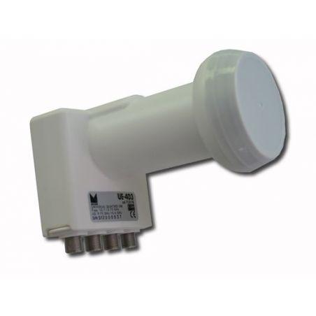 Alcad UE-403 Universal quattro lnb 0,2 db min