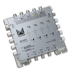 Alcad AU-621 Amplificador multiswitch 4 pol 25 db