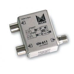 Alcad CN-611 Conmutador diseqc para 16 pol