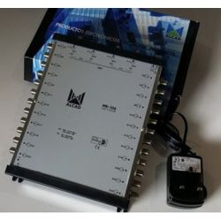 Alcad MB-106 Multiconmutador final 5x24, alim uk