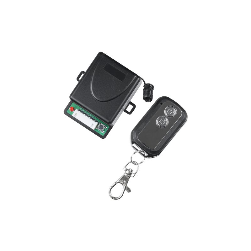 WBK-400-2-12 - Relais sans fil, Inclut un bouton-poussoir sans fil,…