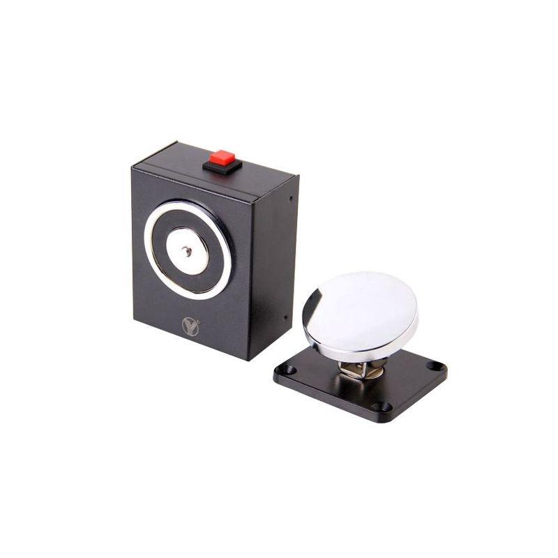 YD-604 - Retentor eletromagnético, Para porta simples, Força…