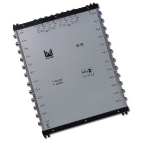 Alcad MB-206 9x24 final multiswitch, eu psu