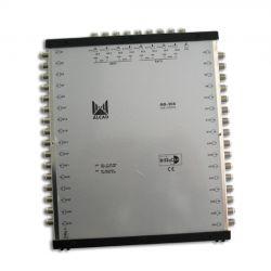 Alcad MB-208 Multiconmutador final 9x32, alim eu