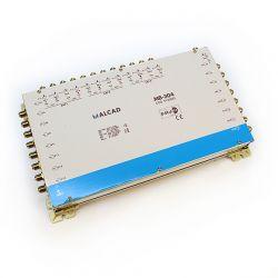 Alcad MB-304 Multiconmutador final 13x16, alim eu