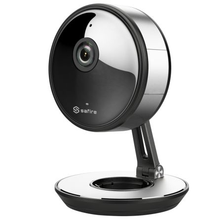 """Safire SF-IPCU180-WIDE-3PW - 3 MP WiFi IP Camera, 1/3\"""" Progressive Scan CMOS,…"""