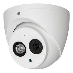 "Dahua IPC-HDW4221EP-AS - Caméra IP 2 Megapixel, 1/2.7"" Progressive Scan CMOS,…"