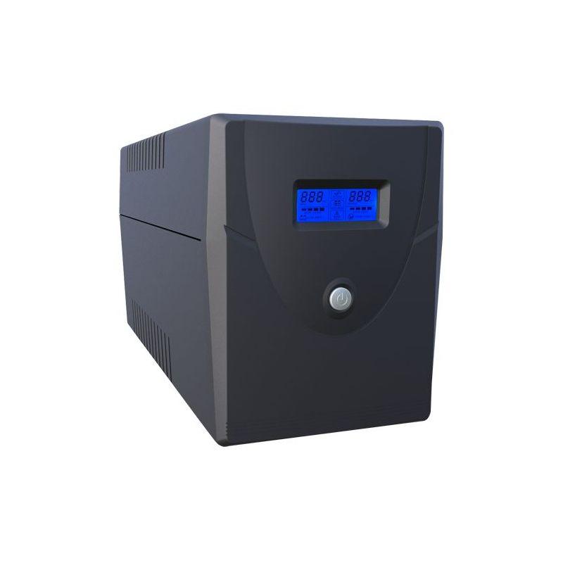 UPS2000VA-4 - Onduleur monophasé interactif en ligne, Puissance…