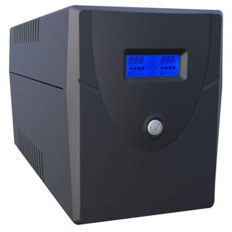 UPS3000VA-4 - Onduleur monophasé interactif en ligne, Puissance…