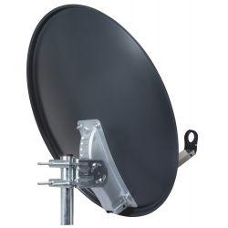 Triax TDS 65A Antena parabólica de acero galvanizado 65cm