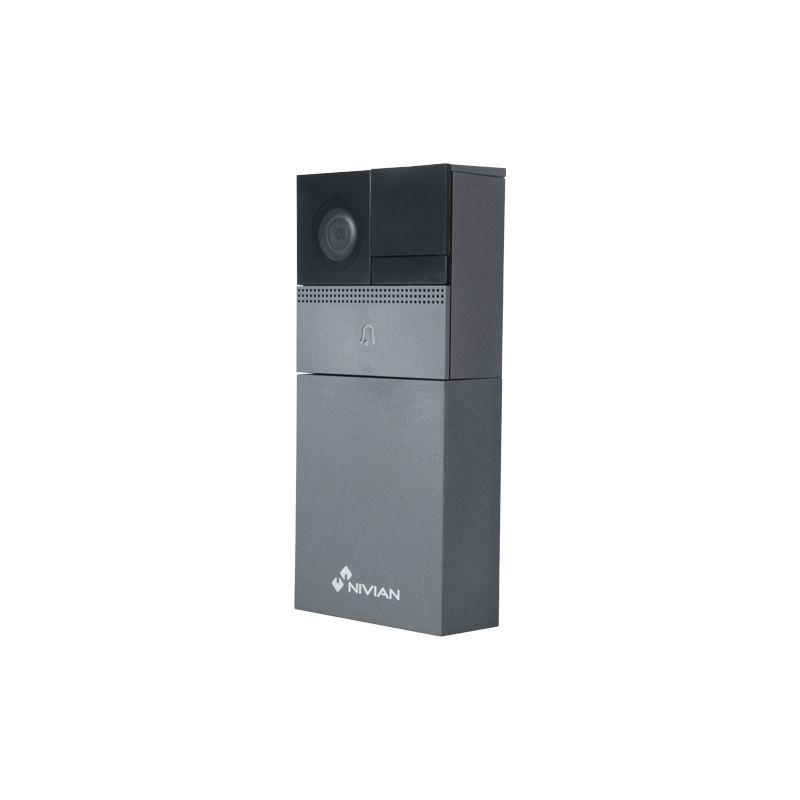 Nivian NVS-IPVD1B - Nivian Smart Video Doorbell 720P, Wifi IEEE 802.11…