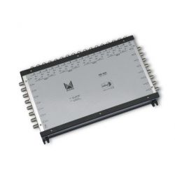 Alcad MB-404 Multiconmutador final 17x16, alim eu